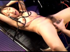 Electric and Pump Orgasm